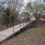 Long ramp at Uxmal